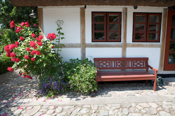 Accommodation at Bed & Breakfast Hotel Albertine, roses
