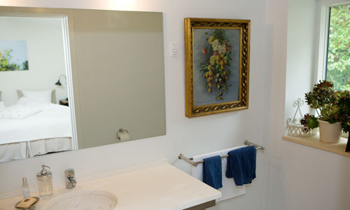 Room 1 is functional and charming - Bed And Breakfast Hotel Albertine