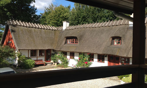 Accommodation - view to Albertine Bed and Breakfast Hotel