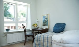 Accommodation at Bed and Breakfast Hotel Albertine bedrooms