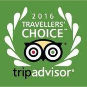 BB Hotel Albertine er kåret som Travellers Choise hos TripAdvisor